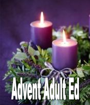 Advent Adult Ed